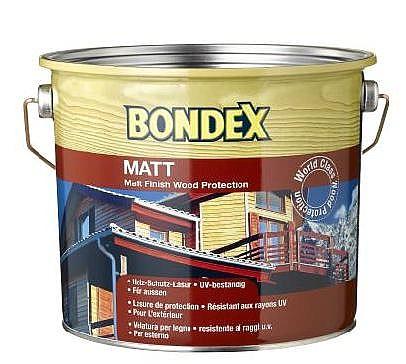 סנסציוני צבע עץ מט לזור Bondex | ג.חיון ZS-64