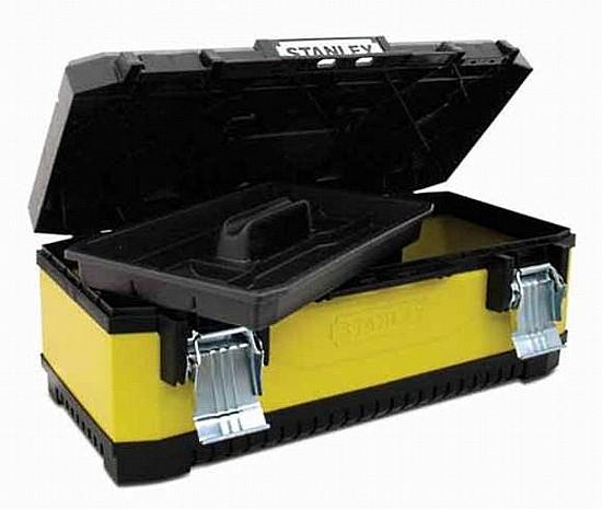 תוספת ארגז כלים מחוזק סטנלי 23 | ג.חיון DE-14